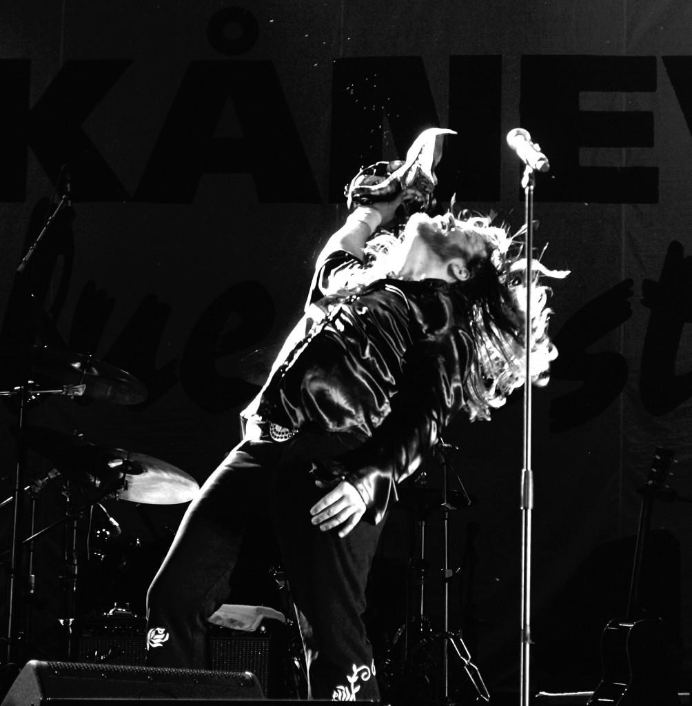 Daniel Måge / D'Accord @Skånevik Bluesfestival 2015