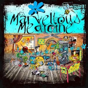 MK's Marvellous Medicine omslag - liten